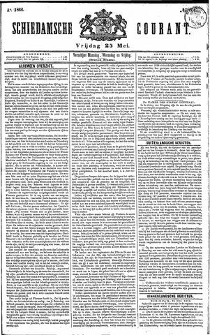 Schiedamsche Courant 1866-05-25