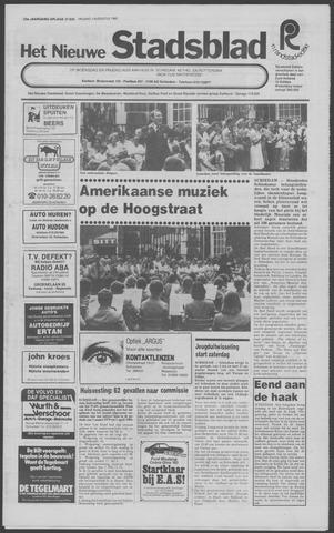 Het Nieuwe Stadsblad 1980-08-01