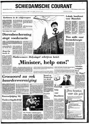Rotterdamsch Nieuwsblad / Schiedamsche Courant / Rotterdams Dagblad / Waterweg / Algemeen Dagblad 1979-02-06