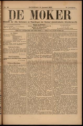 De Moker 1909-01-16