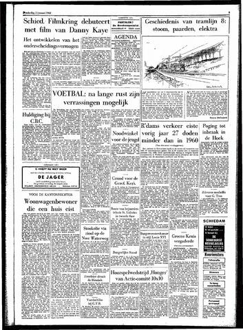 Rotterdamsch Parool / De Schiedammer 1962-01-11