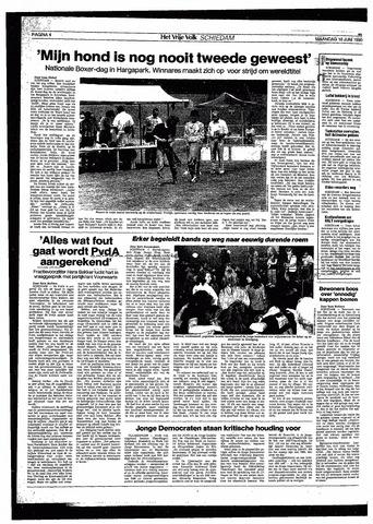 Het Vrije volk 1990-06-18