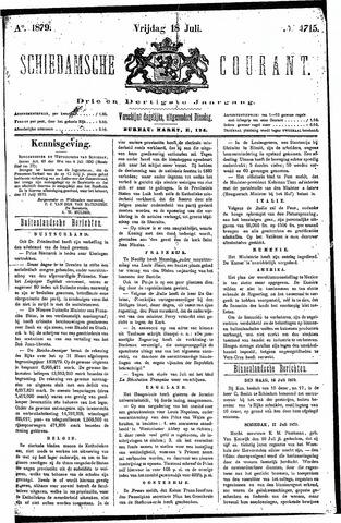 Schiedamsche Courant 1879-07-18