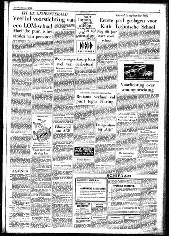 Rotterdamsch Parool / De Schiedammer 1961-03-25