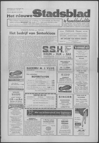 Het Nieuwe Stadsblad 1961-11-22