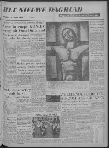 Nieuwe Schiedamsche Courant 1962-04-20