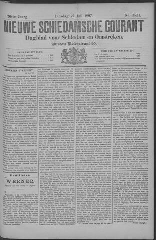 Nieuwe Schiedamsche Courant 1897-07-27