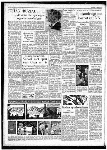 Rotterdamsch Parool / De Schiedammer 1957-01-07