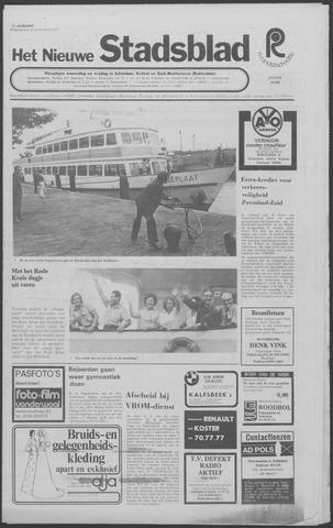 Het Nieuwe Stadsblad 1973-08-22