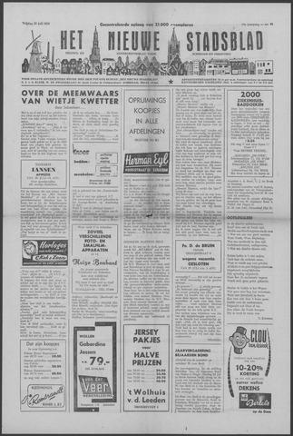 Het Nieuwe Stadsblad 1958-07-25