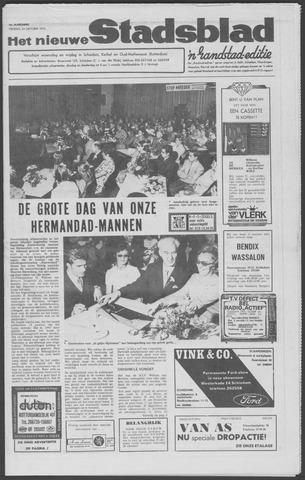 Het Nieuwe Stadsblad 1970-10-23