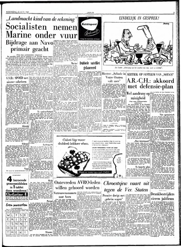 Trouw / De Rotterdammer 1960-06-22