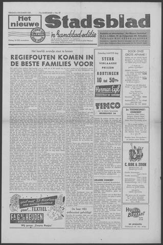 Het Nieuwe Stadsblad 1959-12-04