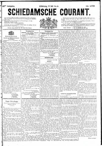 Schiedamsche Courant 1908-07-04
