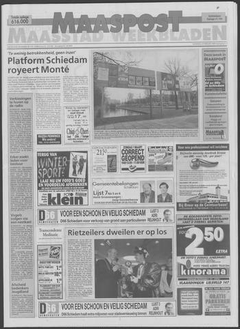 Maaspost / Maasstad / Maasstad Pers 1998-02-25