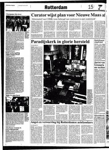Rotterdamsch Nieuwsblad / Schiedamsche Courant / Rotterdams Dagblad / Waterweg / Algemeen Dagblad 1991-12-21