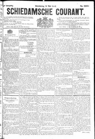 Schiedamsche Courant 1908-05-14