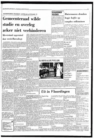 Rotterdamsch Nieuwsblad / Schiedamsche Courant / Rotterdams Dagblad / Waterweg / Algemeen Dagblad 1968-09-05