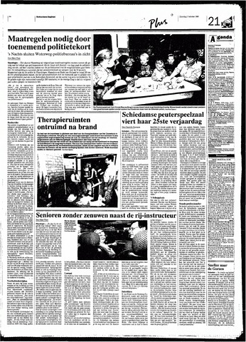 Rotterdamsch Nieuwsblad / Schiedamsche Courant / Rotterdams Dagblad / Waterweg / Algemeen Dagblad 1998-10-17