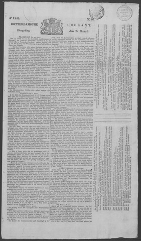 Rotterdamse Courant 1840-03-24