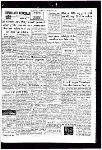 Rotterdamsch Nieuwsblad / Schiedamsche Courant / Rotterdams Dagblad / Waterweg / Algemeen Dagblad 1964-07-17
