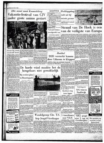 Rotterdamsch Parool / De Schiedammer 1962-08-13