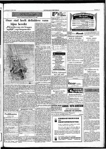 Rotterdamsch Nieuwsblad / Schiedamsche Courant / Rotterdams Dagblad / Waterweg / Algemeen Dagblad 1959-06-06