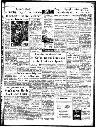 Rotterdamsch Parool / De Schiedammer 1962-10-16