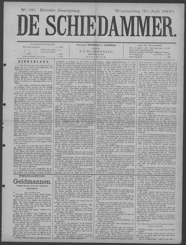 De Schiedammer 1890-07-30