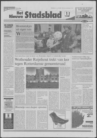Het Nieuwe Stadsblad 1998-10-14