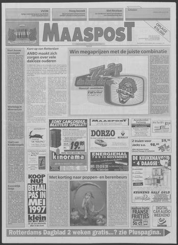 Maaspost / Maasstad / Maasstad Pers 1996-11-06