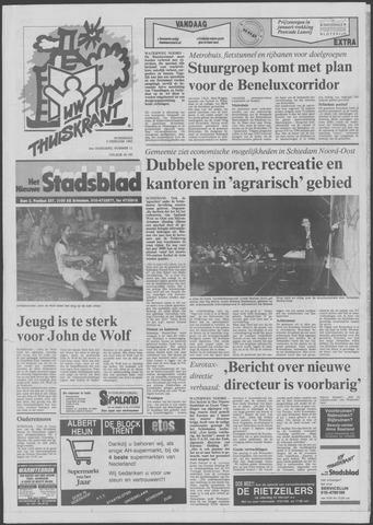 Het Nieuwe Stadsblad 1992-02-05