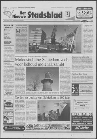 Het Nieuwe Stadsblad 2001-01-18