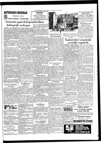 Rotterdamsch Nieuwsblad / Schiedamsche Courant / Rotterdams Dagblad / Waterweg / Algemeen Dagblad 1966-05-21