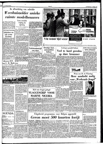 Trouw / De Rotterdammer 1964-04-09