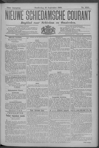 Nieuwe Schiedamsche Courant 1909-09-16