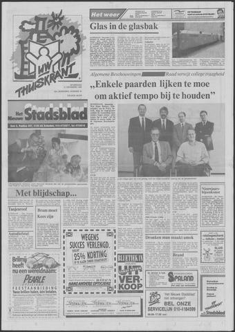 Het Nieuwe Stadsblad 1990-12-12