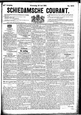 Schiedamsche Courant 1916-06-28