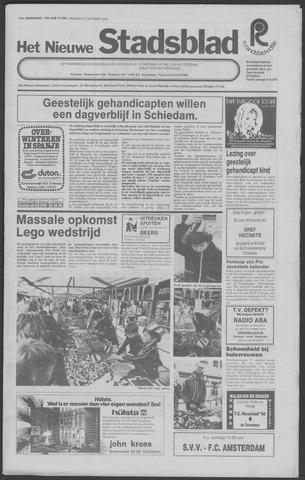 Het Nieuwe Stadsblad 1978-10-27