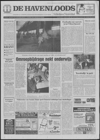 De Havenloods 1993-12-16