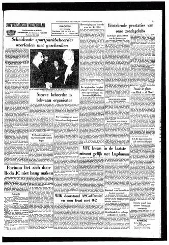 Rotterdamsch Nieuwsblad / Schiedamsche Courant / Rotterdams Dagblad / Waterweg / Algemeen Dagblad 1965-03-29