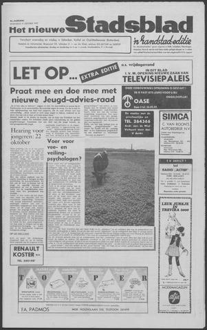 Het Nieuwe Stadsblad 1969-10-08