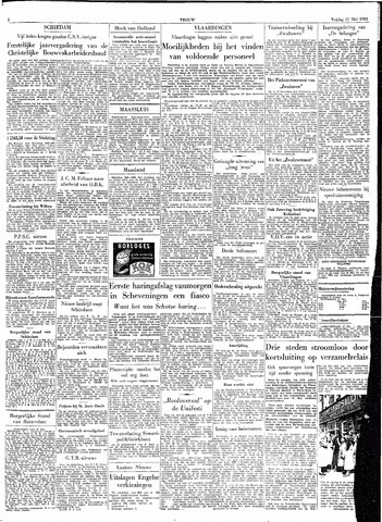 Trouw / De Rotterdammer 1955-05-27