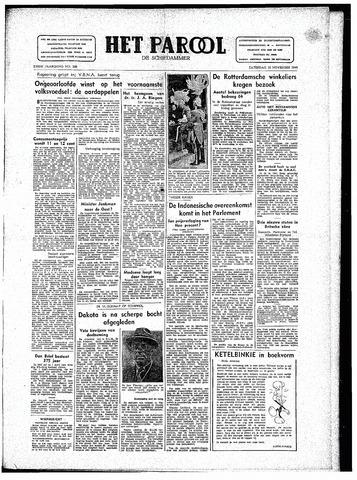Rotterdamsch Parool / De Schiedammer 1946-11-16