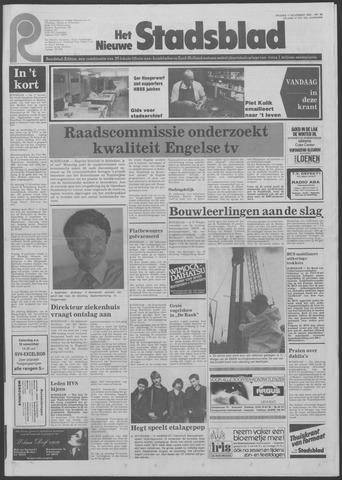 Het Nieuwe Stadsblad 1983-11-11
