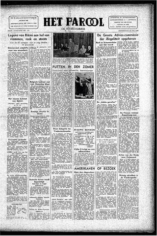 Rotterdamsch Parool / De Schiedammer 1946-07-25