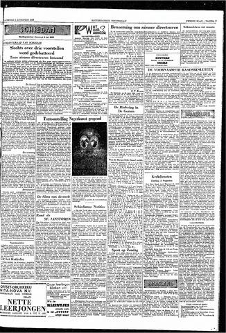 Rotterdamsch Nieuwsblad / Schiedamsche Courant / Rotterdams Dagblad / Waterweg / Algemeen Dagblad 1953-08-01