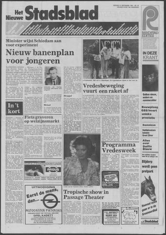 Het Nieuwe Stadsblad 1984-09-21
