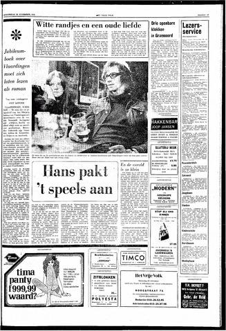 Het Vrije volk 1971-11-25