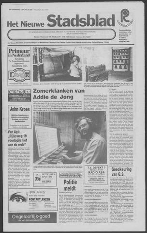 Het Nieuwe Stadsblad 1979-07-06